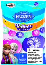 Frozen Latex Banner Balloons